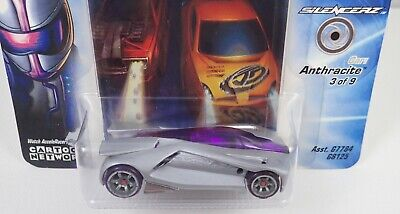 2005 Hot Wheels AcceleRacers Silencerz Anthracite # 3/9