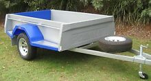 POLYMATE (will never rust) 7x4 trailer, in top condition. North Ward Townsville City Preview