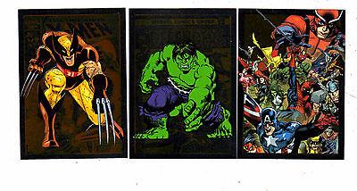 2014  Marvel Universe  series 2 Complete 90  Base set  of 90 cards & PROMO: P2