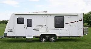 2010 Jayco Sterling 23ft 2 axle Caravan Mollymook Beach Shoalhaven Area Preview
