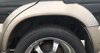 01-03 INFINITI QX4 DRIVER LEFT QUARTER REAR FENDER FLARE TRIM MOLDING MOULDING
