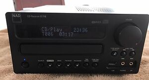 NAD C715 Compact all-in-one (CD/tuner/USB) Stereo w/ speakers