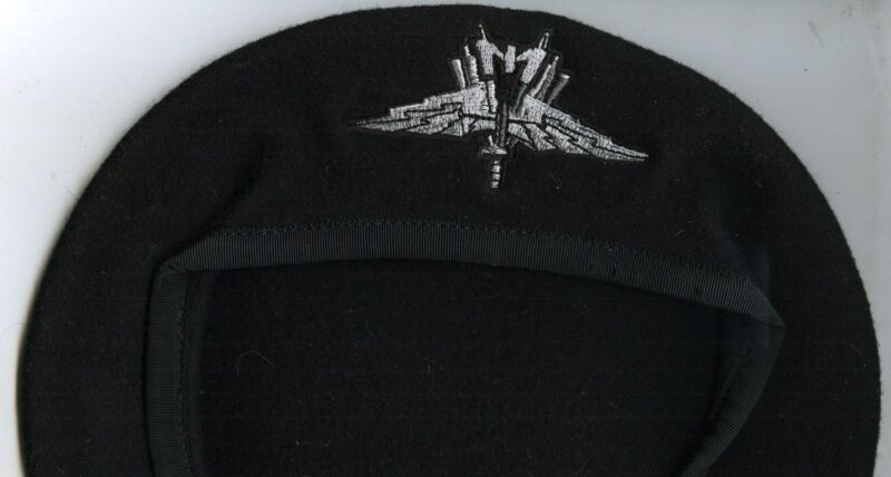 Starship Troopers Mobile Infantry Embroidered Beret
