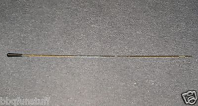 """Gas Grill Rotisserie Replacement Heavy Duty Spit Rod 43"""" Long with Handle SR-43"""