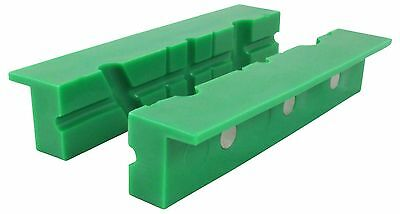 Ion Tool Universal Multi-groove Vise Jaws Rubber Jaws 6 Green