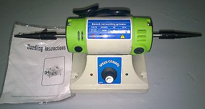 POLIERMOTOR - 230V/50Hz, - 380W - stufenlos regelbar von 2.500-8.700 U/min
