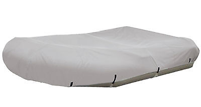 "RIB INFLATABLE BOAT COVER fits boats up to 11'6"" in length Beam width 68"""