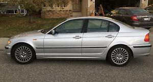 2002 BMW 330i AS IS