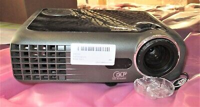 OPTOMA EW330 DLP Projector - 2241 Lamp hours