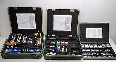 DANIELS DMC63, M1IPM1M1A1 MAIN BATTLE TANK MAINTENANCE ELECTRICAL REPAIR KIT