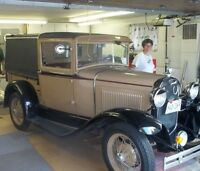 1930 Model A Ford Pickup For Sale