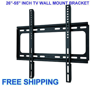"Ultra Slim LCD LED TV Wall Mount Bracket Stand - 26"" 32"" 40'' 42"" 52"" 55''inch  for sale  HYDERABAD"