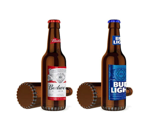 Bud Light Budweiser Wireless Bluetooth Beer Bottle Speaker
