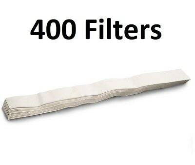 Filter Liners for Acme and Omega Centrifugal Juicers, 400 Pack