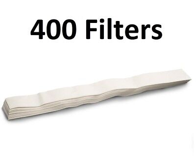 Waring Juicer Filter Liners for Acme Model 6001 or 5001, 400 Pack GENUINE