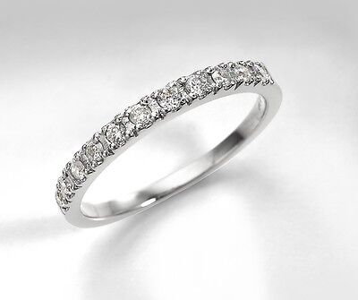 Diamond Wedding Engagement Ring Band 14K 18K Ring all sizes all colors Guard
