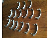 15 kitchen cabinet handles - for sale