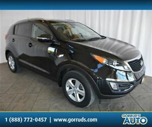 2015 Kia Sportage LX/FWD/BLUETOOTH/HEATED SEATS/BLIND SPOT DECT