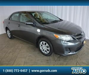 2011 Toyota Corolla CE/PWR HEATED MIRRORS/TRACTION CONTROL/TILT