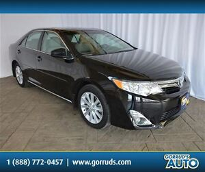 2014 Toyota Camry XLE, NAVIGATION, BLUETOOTH, LEATHER, SUNROOF