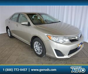 2014 Toyota Camry LE/BACKUP CAMERA/BLUETOOTH