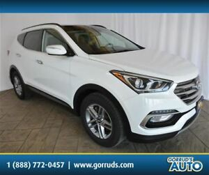 2017 Hyundai Santa Fe SPORT/AWD/SE/BLUETOOTH/PANO ROOF/LEATHER/C