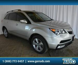 2013 Acura MDX SH/AWD/HEATED LEATHER/CAMERA/SUNROOF/BLUETOOTH
