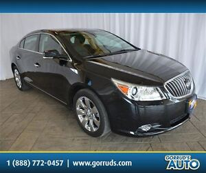 2013 Buick LaCrosse LUXURY/HEATED LEATHER SEATS/CHROME RIMS