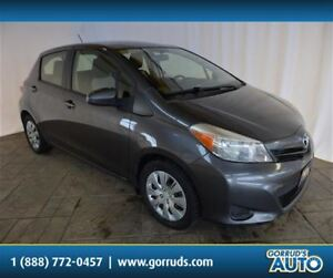 2012 Toyota Yaris LE/HATCHBACK/AUTO/AC/BLUETOOTH/4 NEW TIRES