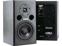 Fostex PM-1 Professional Active Studio Monitors / Powered Speakers
