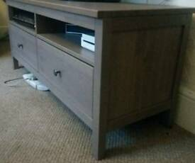 Ikea Tv stand and 2x bookcase