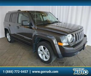 2016 Jeep Patriot NORTH EDITION/AWD/HEATED SEATS/ALUMINUM RIMS