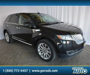 2014 Lincoln MKX HEATED & COOLED LEATHER/NAV/BLIND SPOT