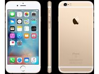 NEW ROSE GOLD APPLE IPHONE 6S, 16GB, £400, LOCKED ON T-MOBILE, ORANGE, EE, VIRGIN