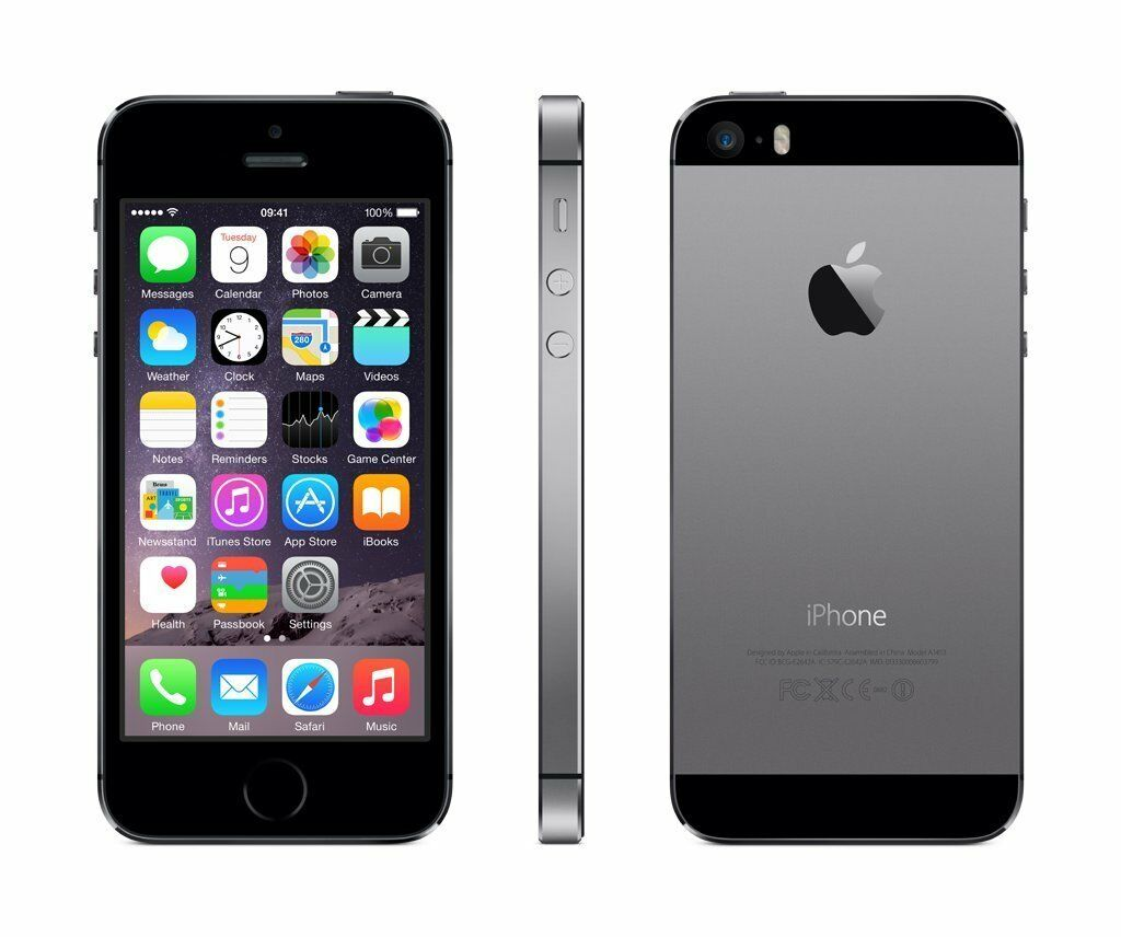 iphone 5s 32gb unlocked new apple iphone 5s 32gb space grey factory unlocked 14728