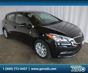 2016 Kia Forte5 LX/HATCHBACK/HEATED SEATS/BLUETOOTH/CRUISE