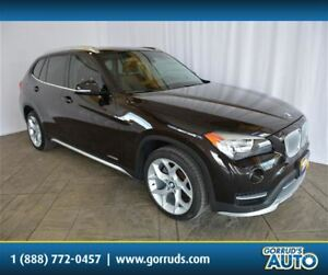 2015 BMW X1 28i/XDRIVE/SUNROOF/BACKUP SENSORS/BLUETOOTH