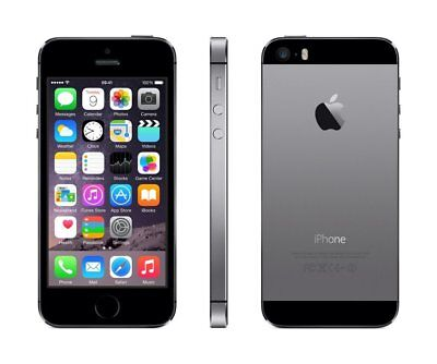 iPhone 5s 16GB Space Gray (Unlocked) Fair Condition