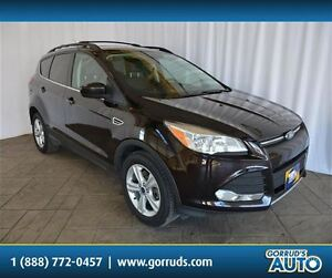 2013 Ford Escape SE/AWD/2.0L ECOBOOST/LEATHER SEAT/NAV/4 NEW TIR