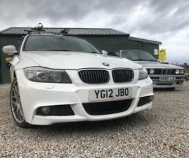BMW 320D Sport plus - Manual