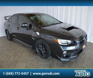 2015 Subaru WRX STI/HEATED LEATHER/SUNROOF/CAMERA/BLUETOOTH
