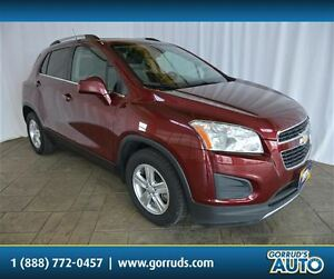 2013 Chevrolet Trax LT/SUNROOF/ALLOY RIMS/CAMERA/BLUETOOTH/4 NEW