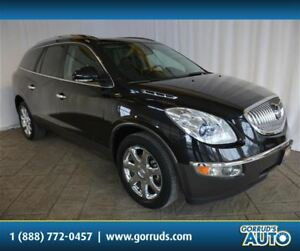 2010 Buick Enclave CXL/HEATHER LEATHER SEATS/SUNROOF/CAMERA
