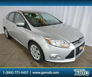 2012 Ford Focus AUTOMATIC WITH CRUISE, FOG LIGHTS, 4 NEW TIRES