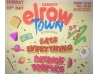Elrow Town - Cardiff