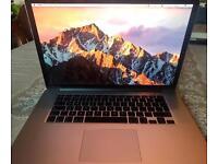 "Apple MacBook Pro - 15"" Retina - i7 Processor - NVIDIA Graphics"