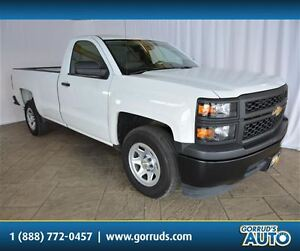 2015 Chevrolet Silverado 1500 LS/REGULAR CAB/RWD/CRUISE/4 NEW TI