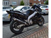 Yamaha YZF600, pre R6 Thundercat 600cc sports tourer Bristol