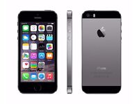 *Factory Unlocked - Very Good* Apple iPhone 5S Space Gray 16GB LTE/4G latest iOS 10.2.1