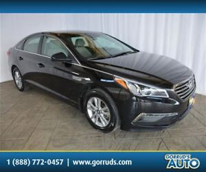 2015 Hyundai Sonata GL/HEATED SEATS/ALLOY RIMS/BACKUP CAMERA/BLU